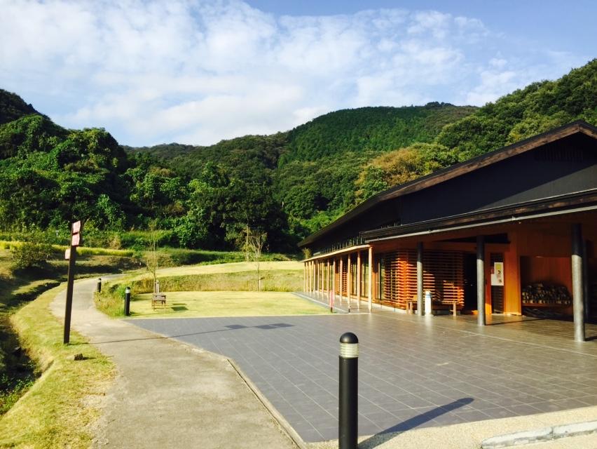 小野小町の里の風景